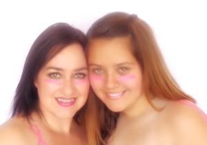 luisa y mama