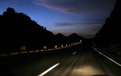 rumorosa de noche