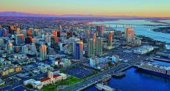 Hero_San Diego Skyline_John Bahu