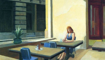 Hopper_sunlights-in-cafeteria_sm