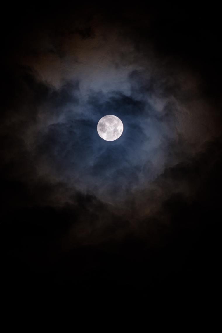 luna llena 2020